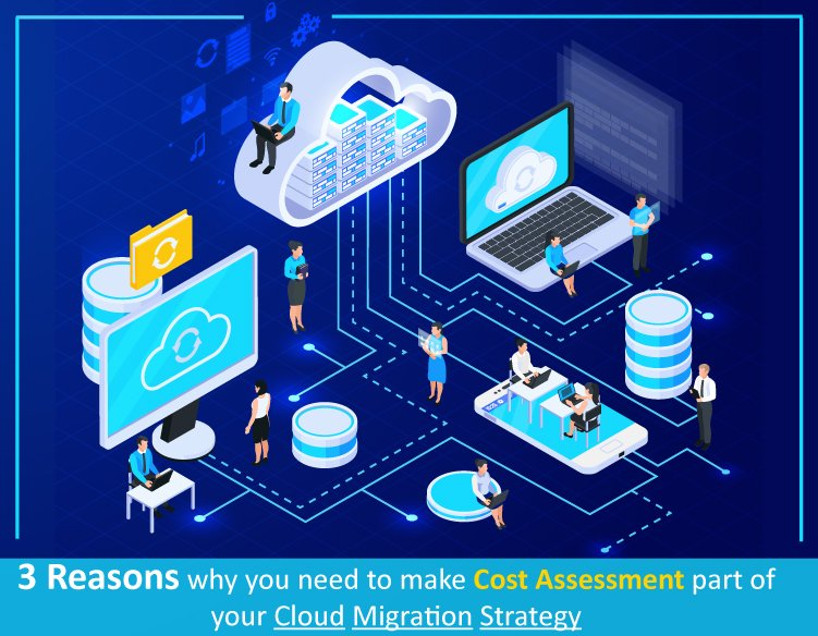 3 Reasons Why You Need To Make Cost Assessment Part Of Your Cloud Migration Strategy